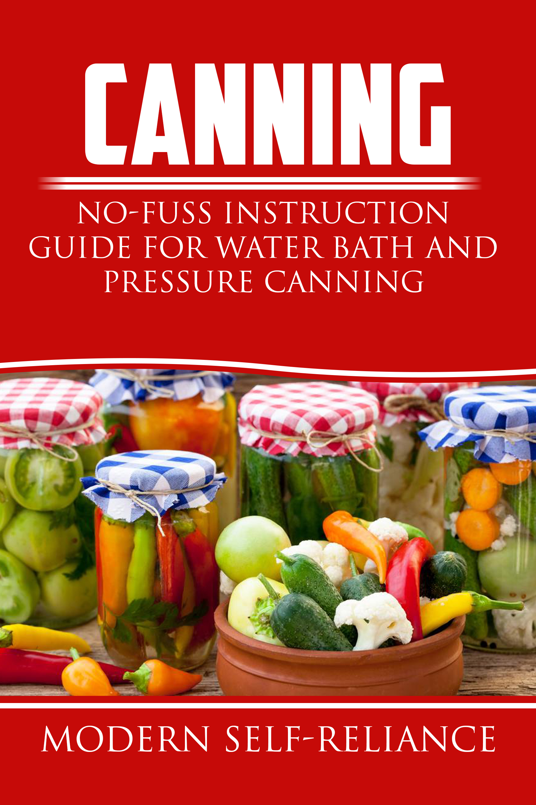 canning book cover