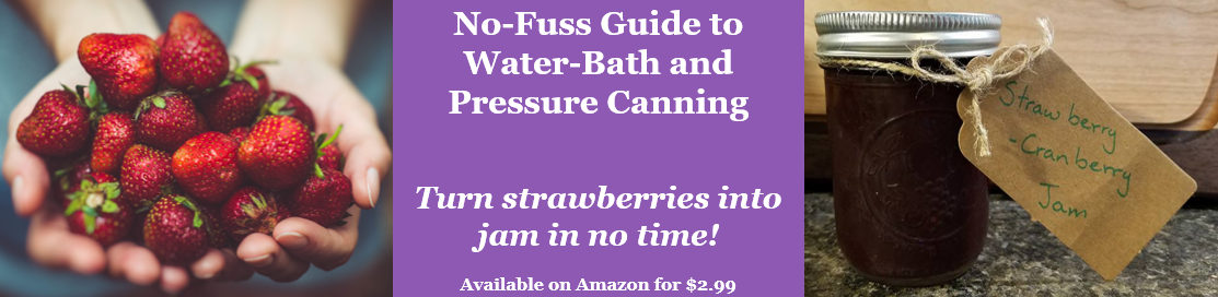 water bath and pressure canning