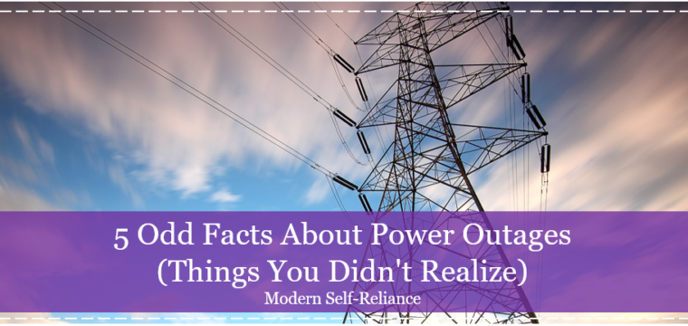 5 Odd Facts About Power Outages (Things You Didn't Realize)