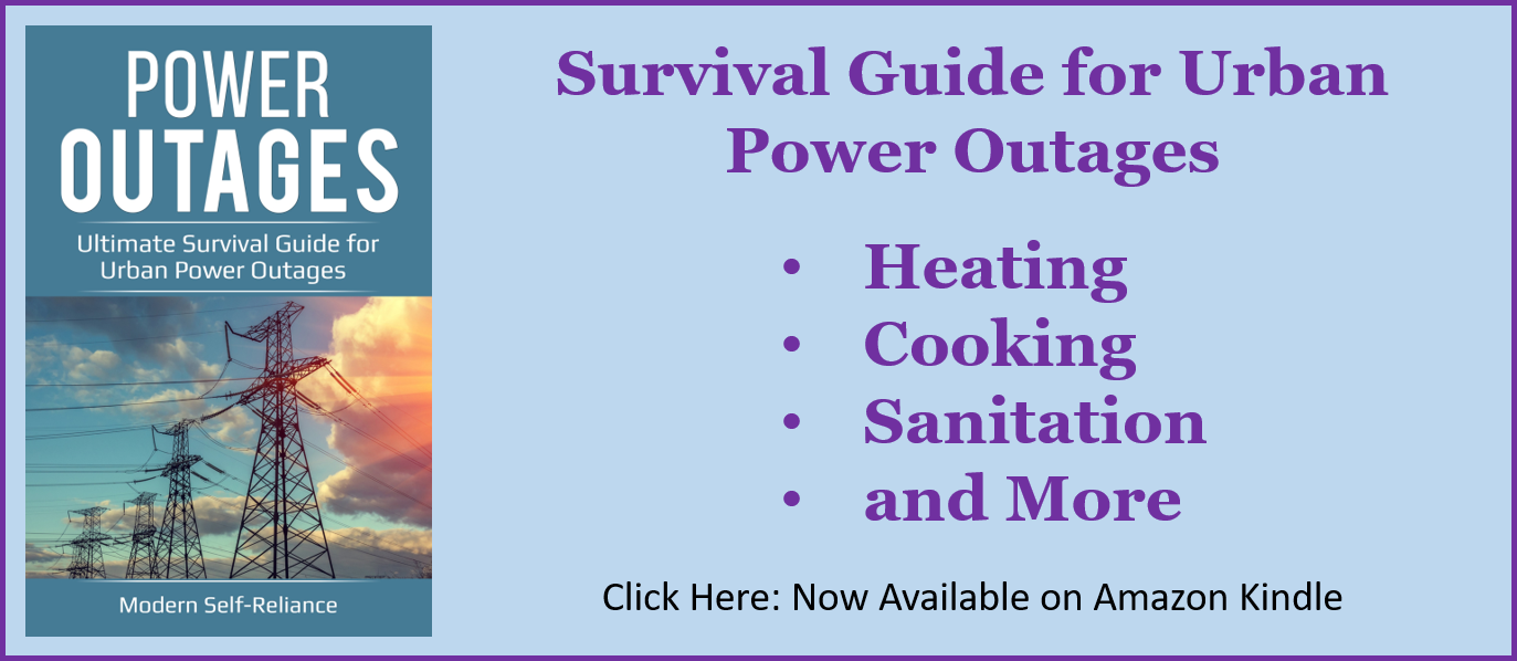 Power outage survival guide