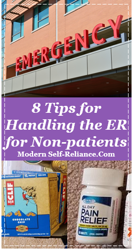 tips for the ER