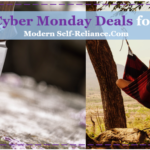 Amazon Cyber Monday Deals for Preppers