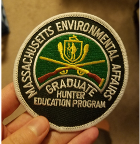 Hunter Education Graduate Patch