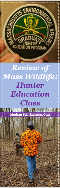 What to Expect in Mass Wildlife Hunter Education Course | A class review