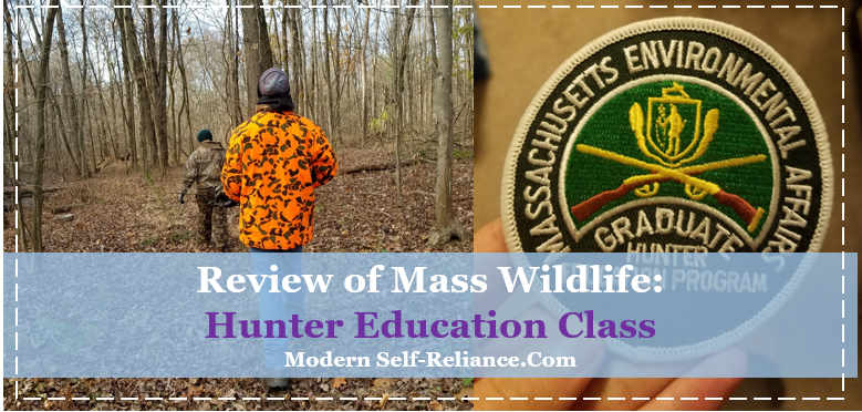 Class Review of Mass Wildlife: Basic Hunter Education