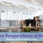 9 Preparedness Tips for the Office