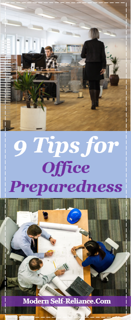 9 Preparedness Tips for the Office