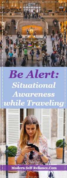 Situational awareness while traveling