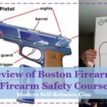 Class Review of Boston Firearm School's LTC Course