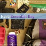 My Absolute Essential Evac Bag